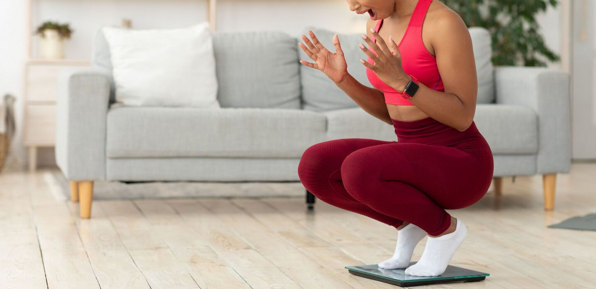 Prendre et perdre du poids en faisant du sport